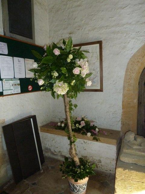 Inside St Andrew, Trent (X)