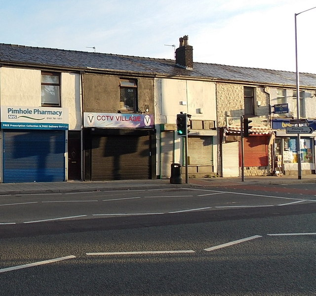 Pimhole Pharmacy Bury