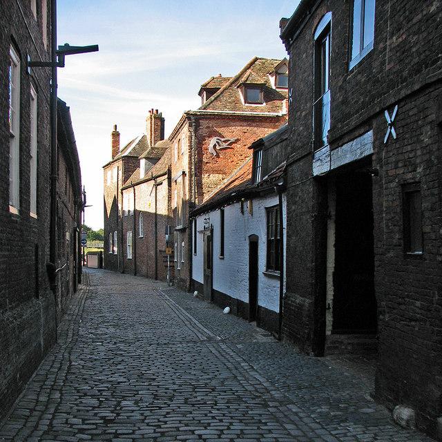 King's Lynn: Kings Staith Lane