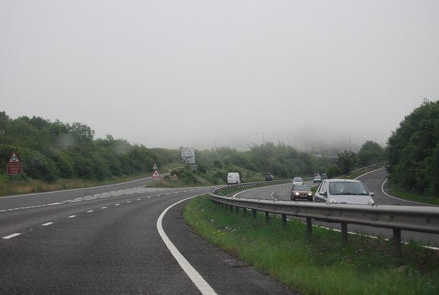 A27, Brighton bypass