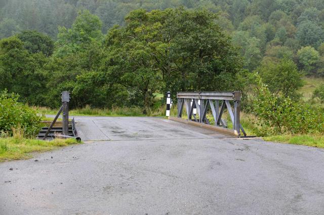 Bridge over the Allt Mor