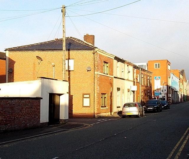 Cook Street, Bury