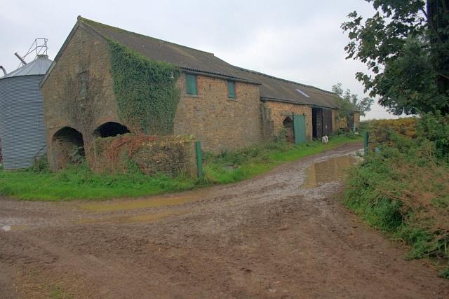 Farm Buildings at Grunton