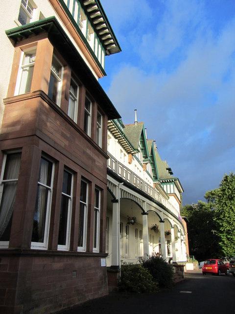 The Highland Hotel, Strathpeffer