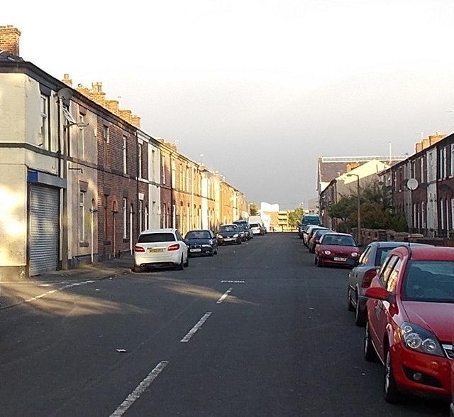 South Cross Street, Bury