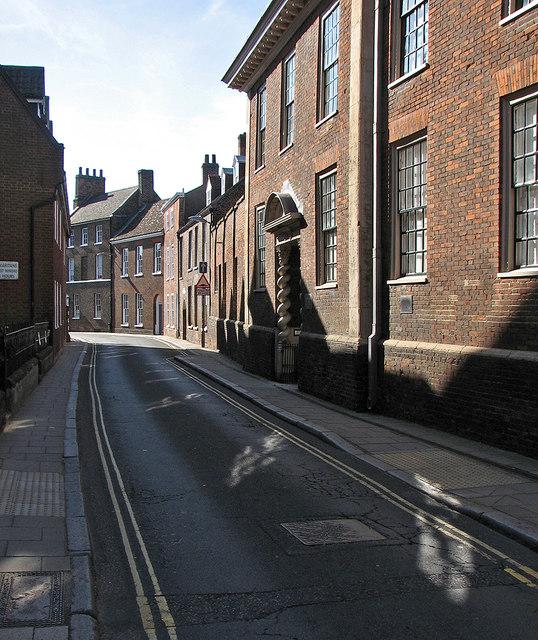 King's Lynn: Queen Street