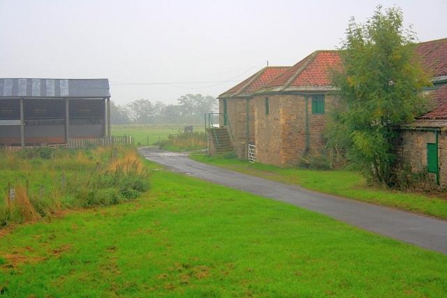 Farm Buildings at Holme House