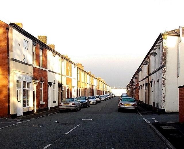 Shepherd Street, Bury