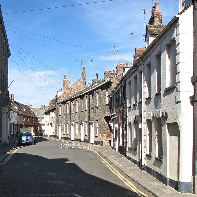 King's Lynn: Nelson Street