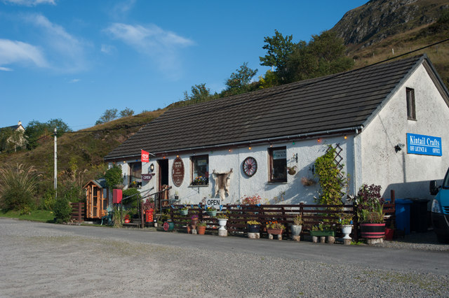Kintail Crafts and Off Licence