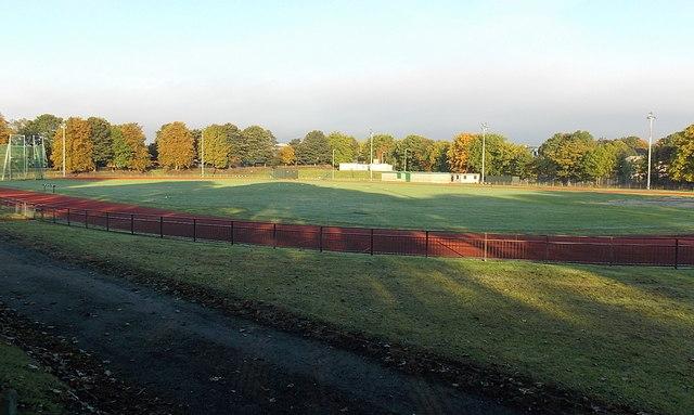 Sports ground in Bury