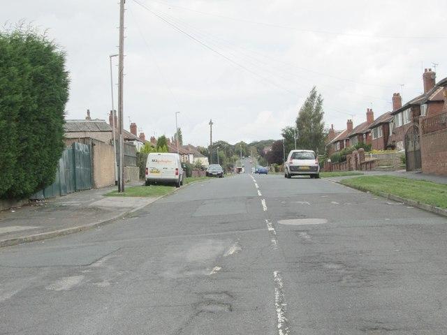 Gipton Wood Road - Amberton Road