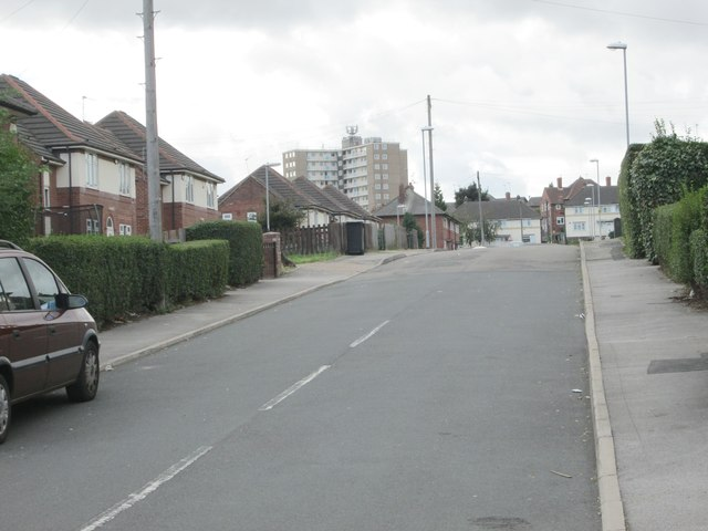 Thorn Grove - Thorn Terrace