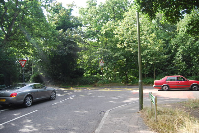 St Paul's Wood Hill / Leesons Hill Junction