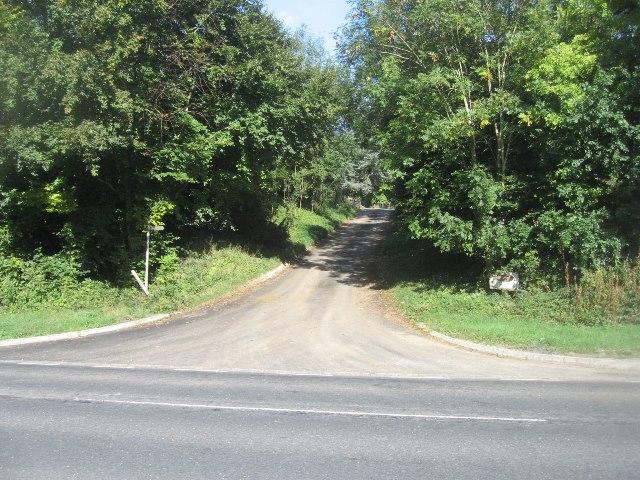 Access to Woodgarston Farm