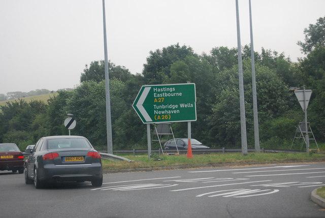 Ashcombe Roundabout