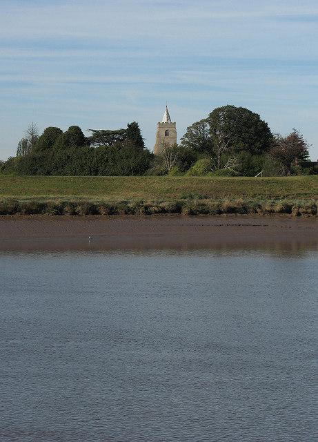 King's Lynn: across the river