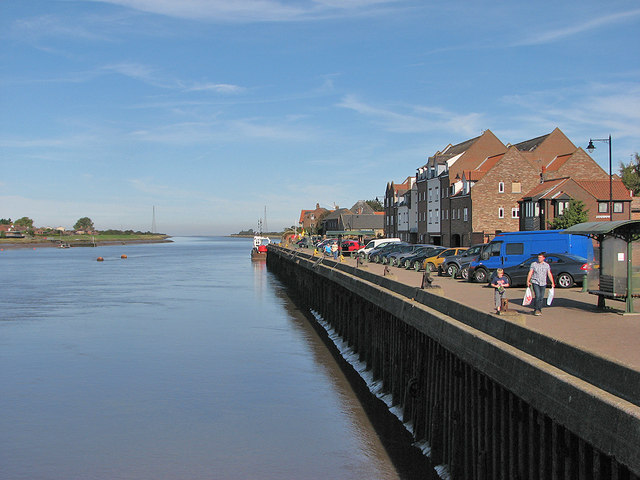 King's Lynn: South Quay
