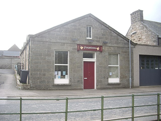 Rhynie Church Hall