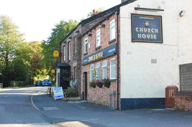 Church House, Sutton Lane Ends