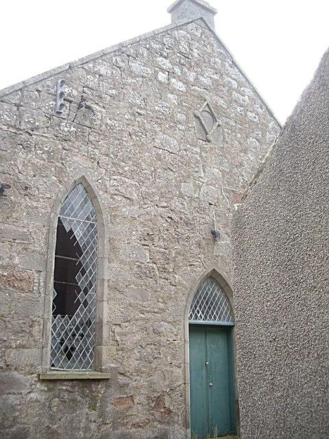 Former Free Church, Rhynie