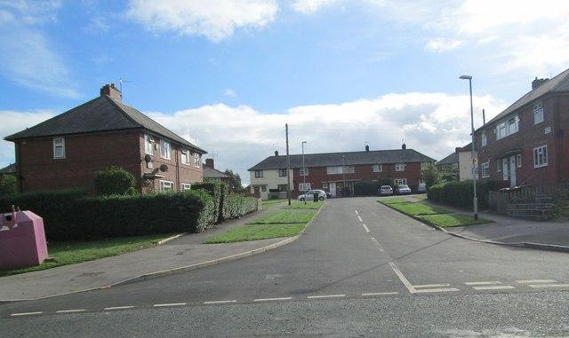 Easterly Cross - St Wilfrid's Avenue