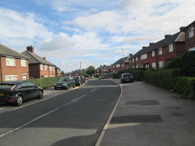 St Wilfrid's Avenue - St Wilfrid's Drive