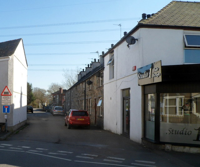 Crossing Terrace, Llanfairpwll