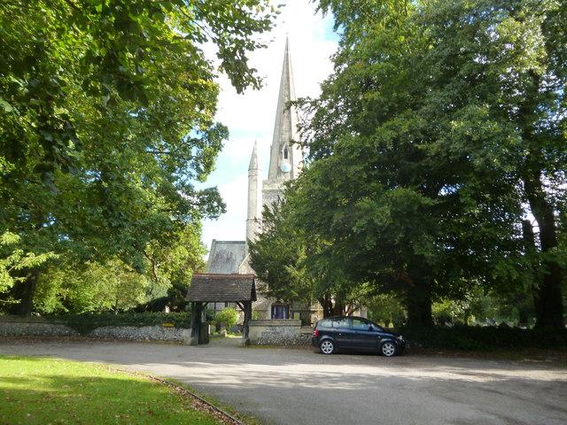 Kingswood:  St. Andrew's Church