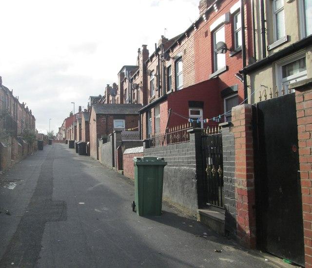Back Hovingham Grove - Hovingham Avenue