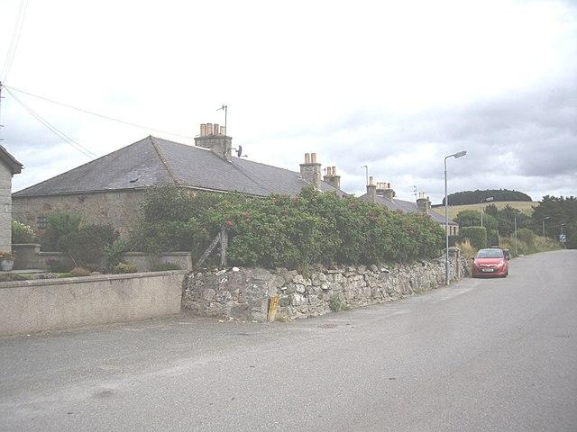 Semi-detached bungalows