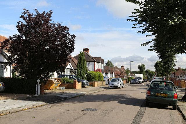 Ravenor Park Road