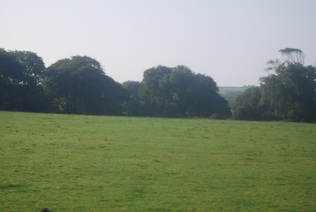 Farmland near Lamphey