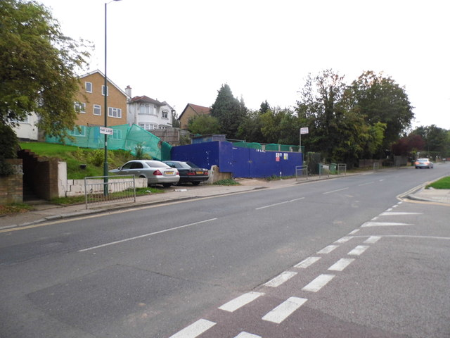 Hay Lane, Colindale