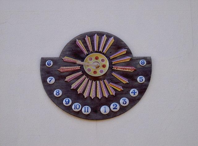 Odd sundial