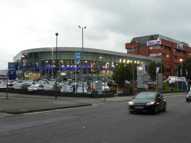 Dagenham Motors, Colindale