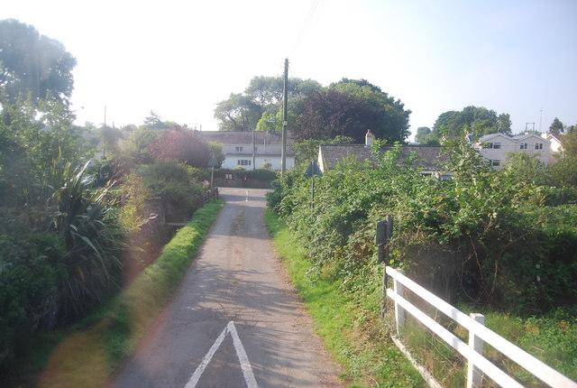 Summerhill Lane, Manorbier Newton