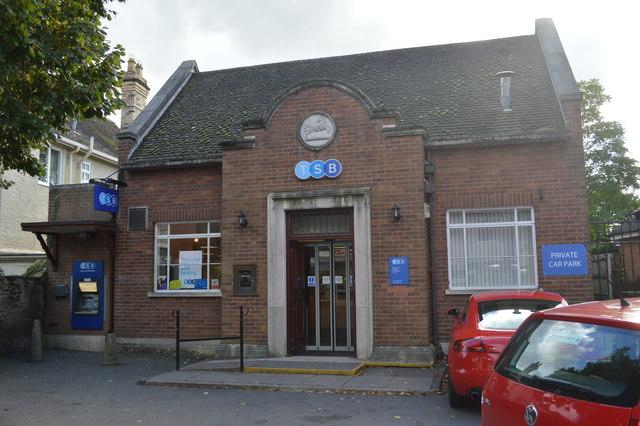 High Street Bank