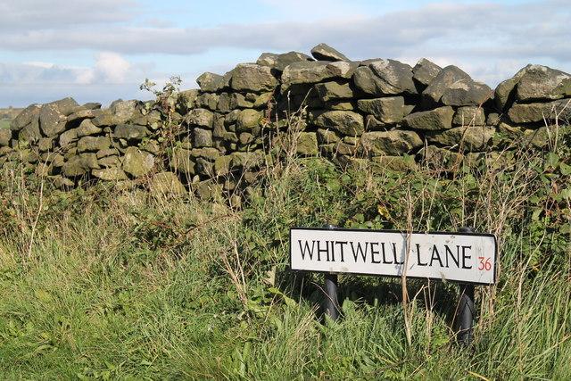 Whitwell Lane