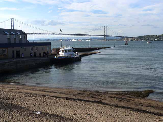 Hawes Pier, South Queensferry