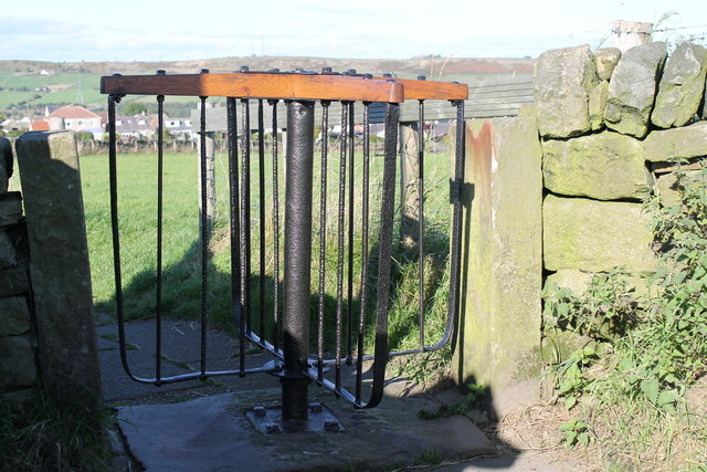 'New' gates