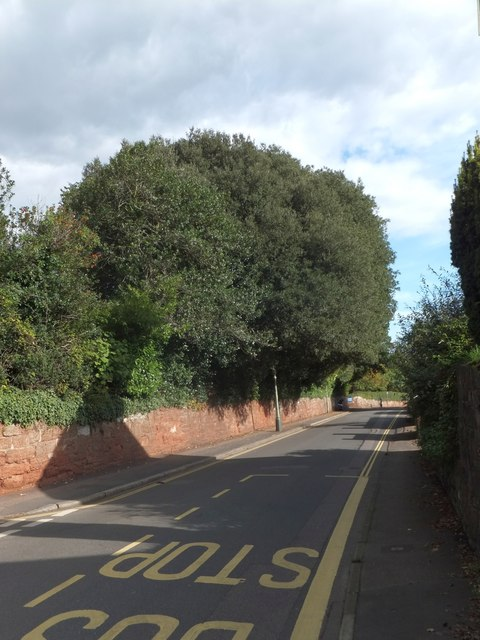 Wonford Road, Exeter
