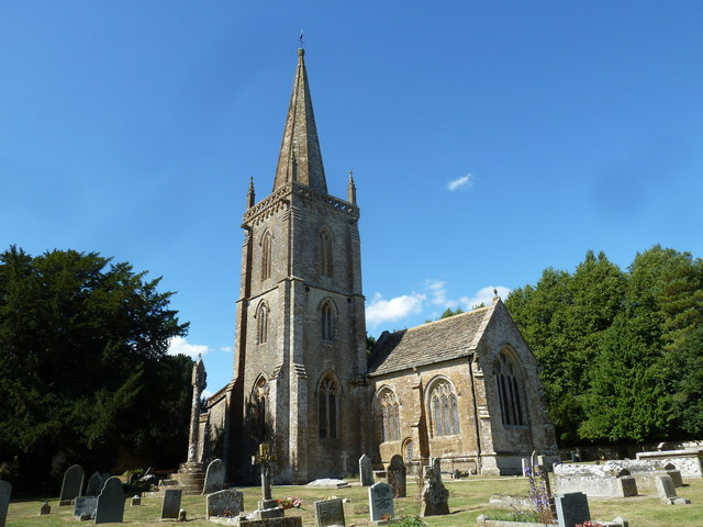 St Andrew, Trent: churchyard (x)
