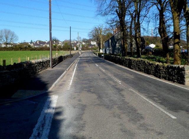 Brynsiencyn Road, Llanfairpwll