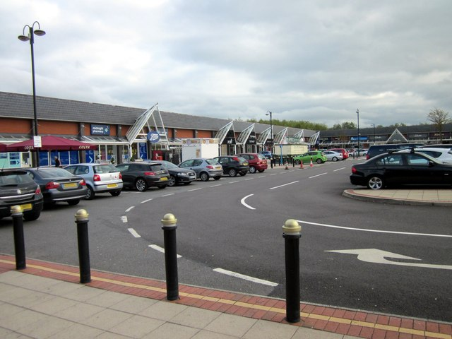 Broughton Shopping Park, Flintshire