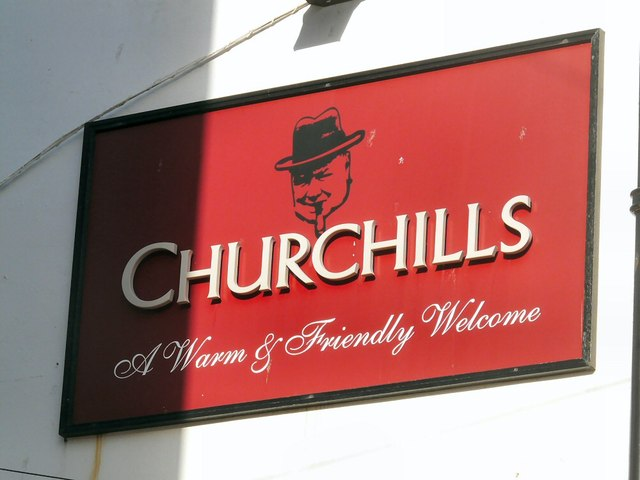 Churchills (missing apostrophe)