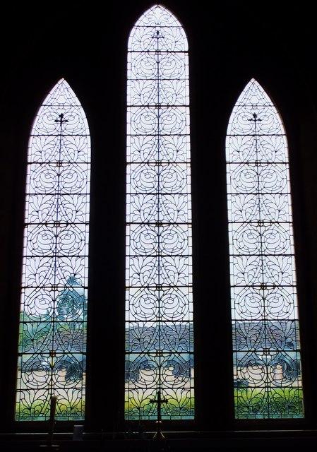 Western window, St Mary's Church