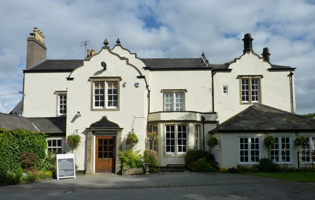 The Pant-yr-ochain pub near Gresford
