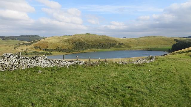 Path on Girnside Hill