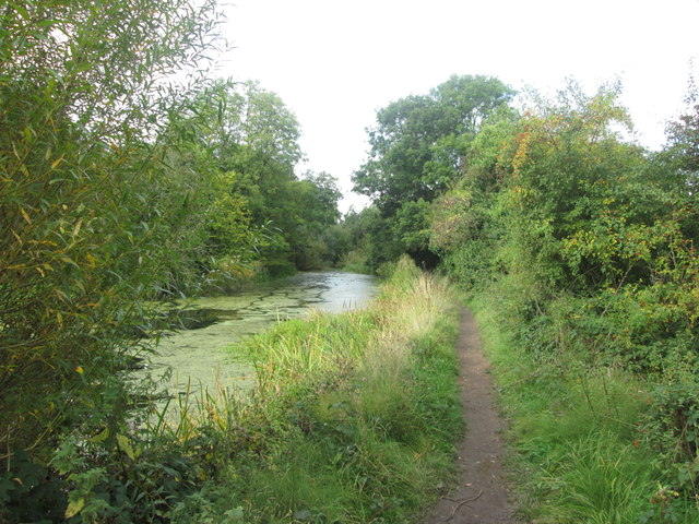 The Barnsley Canal and Dearne Way